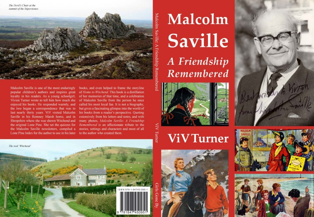 Malcolm Saville: A Friendship Remembered